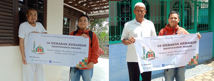 cctv gerakan maintanance masjid
